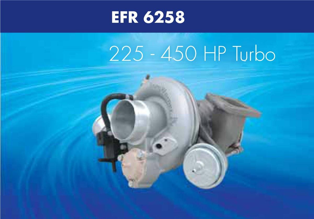 Turbosprężarka Borg Warner EFR-6258 - GRUBYGARAGE - Sklep Tuningowy